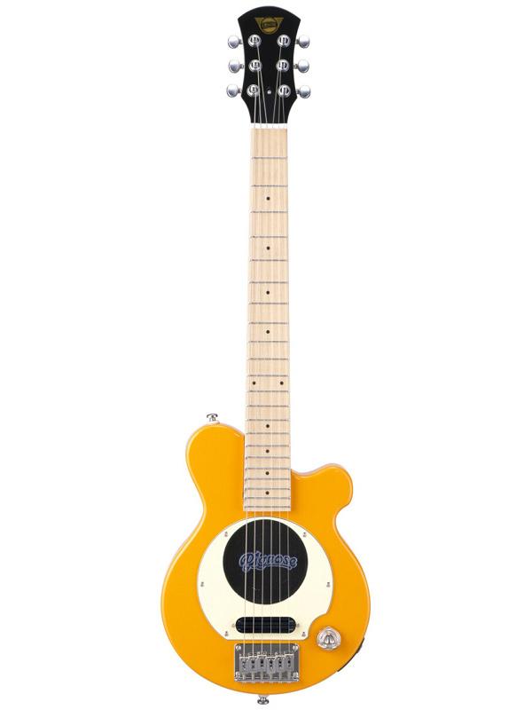 【エレキ4点セット付】Pignose PGG-200 OR オレンジ 新品 アンプ内蔵ギター[ピグノーズ][Orange,橙][ミニギター][Electric Guitar,エレキギター]