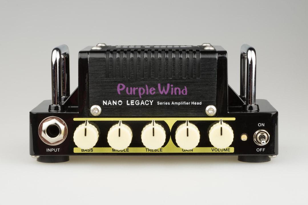 【5W】HOTONE Purple Wind 新品 コンパクトギターアンプヘッド[ホットトーン][パープルウインド][Guitar Amplifier,Head]