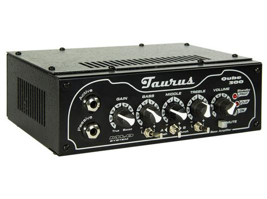 最新作の 【300W】Taurus QUBE-300 新品 Amplifier] QUBE-300 ベースアンプヘッド[タウラス][QUBE300][Bass Head【300W】Taurus Amplifier], 龍ケ崎市:d40659c6 --- fabricadecultura.org.br