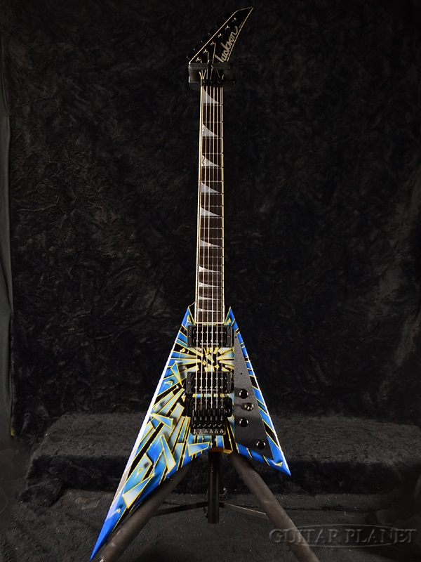guitar planet brand new jackson u s a select series usa rr1 randy rhoads shattered glass. Black Bedroom Furniture Sets. Home Design Ideas