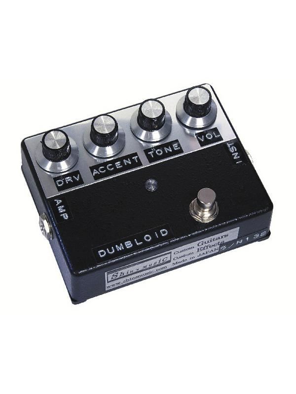 Shin's music DUMBLOID 新品 オーバードライブ [シンズミュージック][国産][ダンブロイド][Overdrive][エフェクター,Effector]