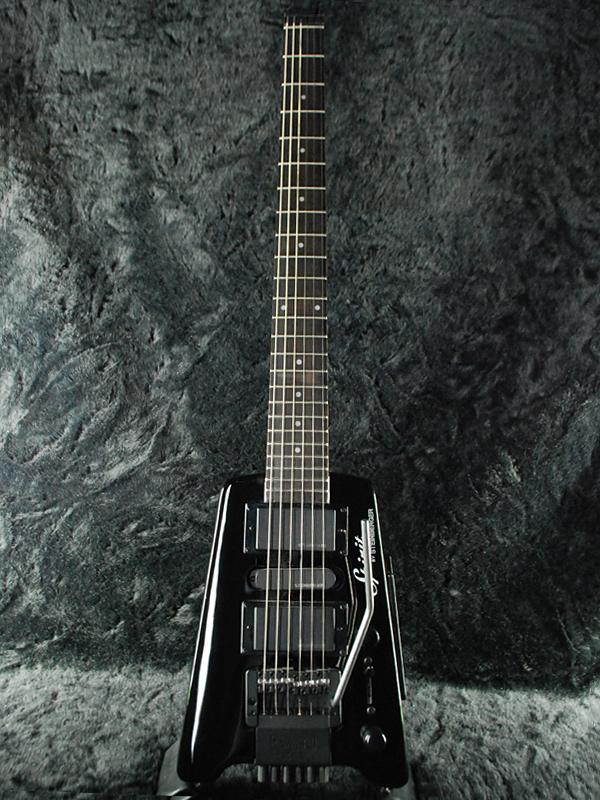 Steinberger Spirit GT-PRO Deluxe HSH 新品 ブラック[スタインバーガー][スピリット][Black,黒][エレキギター,Electric Guitar]
