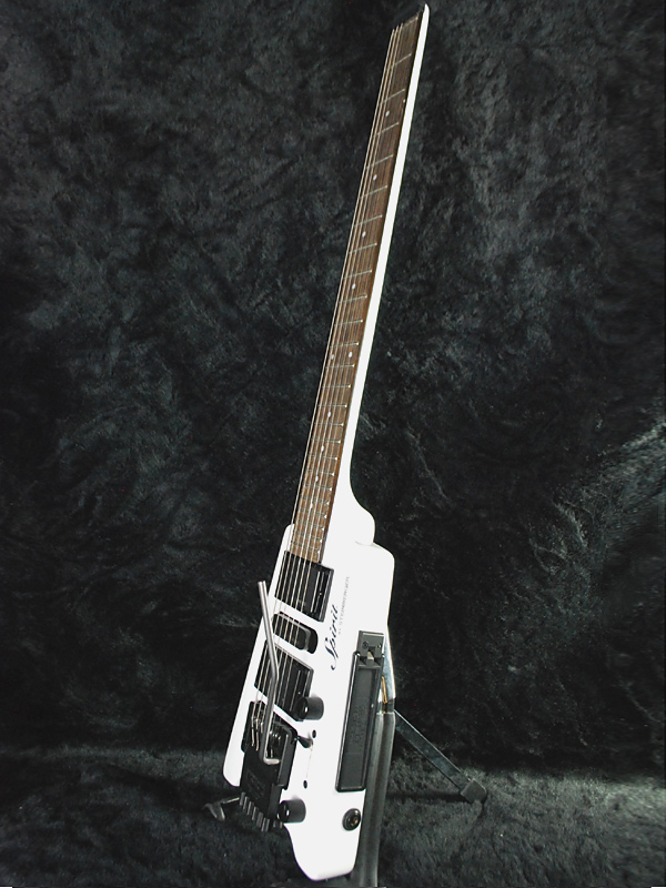 Steinberger Spirit GT-PRO Deluxe HSH新货白[斯坦因汉堡包][精神][White,白][电子吉他,Electric Guitar]