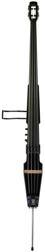 Aria SWB-LITE SPL w/BIS Black Gloss 新品 アップライトベース[アリア][ブラック,黒][グロス,艶あり][マグネットピックアップ][FISHMAN,Piezo,ピエゾピックアップ][Electric Upright Bass]_otherb