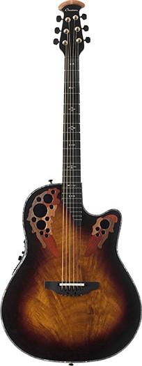 Ovation Elite Plus - C2078AXP Transparent Sunburst(AF) 新品[オベーション][エリートプラス][サンバースト][エレアコ][Acoustic Guitar,アコギ,アコースティックギター,Folk Guitar,フォークギター]