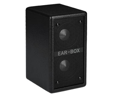 Phil Jones Bass EAR-BOX Near Field Monitor 新品 モニタースピーカー[フィルジョーンズ,PJB][イヤーボックス][Passive,パッシブ][Speaker][EB-200]