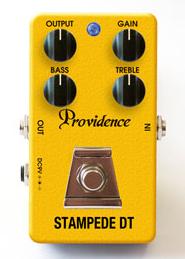 Providence Stampede DT SDT-2 新品 ディストーション[プロヴィデンス][スタンピード][Distortion][Effector,エフェクター]