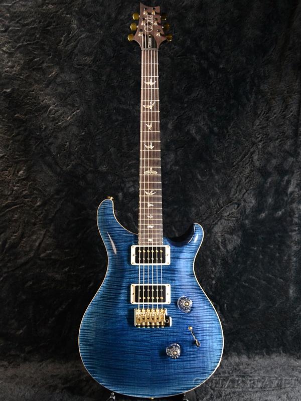 Paul Reed Smith Blue- Custom Top 24 Reed 10 Top -Whale Blue- 新品[ポールリードスミス,PRS][カスタム24][ホエールブルー,青][Electric Guitar,エレキギター], 宜野座村:28687ad2 --- officewill.xsrv.jp