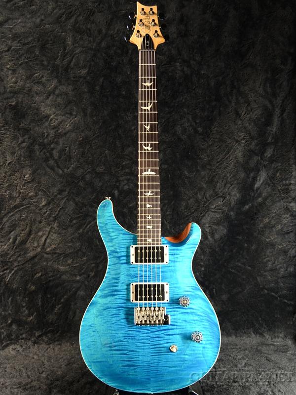 【スタッフ選定品】Paul Reed Smith CE24 -Blue Matteo- 新品[ポールリードスミス,PRS][ブルー,青][Electric Guitar,エレキギター]