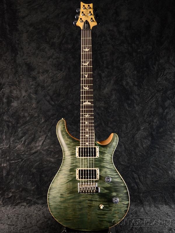 Paul Reed Smith Japan Limited CE24 Satin Trampas Green 新品[ポールリードスミス,PRS][CE-24][サテントランパスグリーン,緑][Electric Guitar,エレキギター]