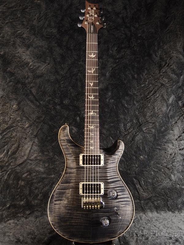 大きい割引 Paul Reed Smith Custom 22 -Gray Black- 新品[ポールリードスミス,PRS][グレイブラック,黒][Electric Guitar,エレキギター], Treasure Spot dc3c16ee