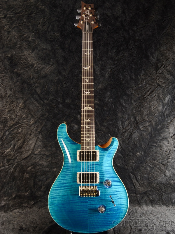 【2019MODEL】Paul Reed Smith Custom 24-Blue Matteo- 新品[ポールリードスミス,PRS][カスタム24][ブルーマテオ,青][Electric Guitar,エレキギター]