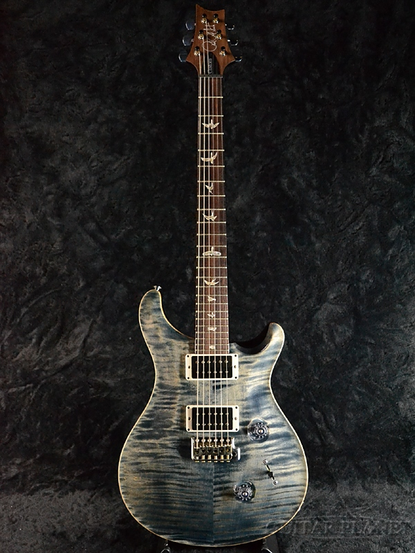 Paul Reed Smith Custom 24 -Faded Whale Blue- 新品[ポールリードスミス,PRS][カスタム24][フェイデッドホエールブルー,青][Electric Guitar,エレキギター]