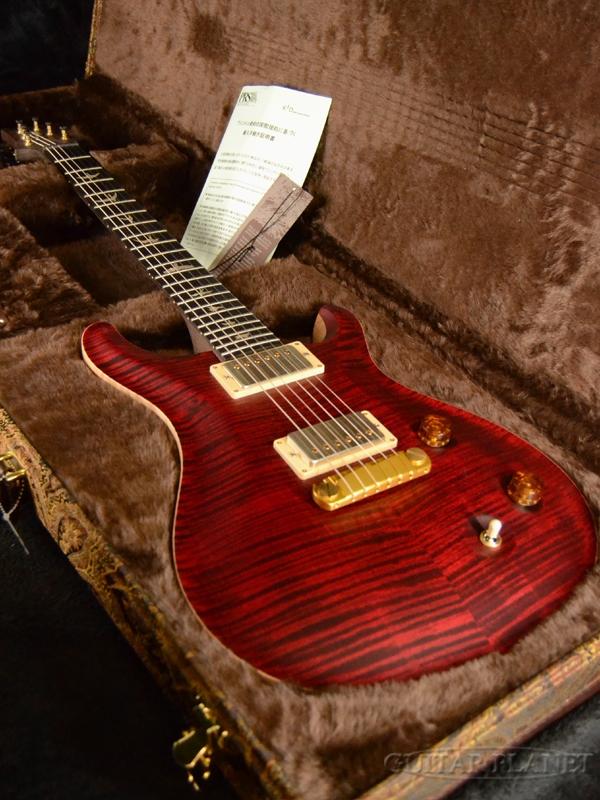 Paul Reed Smith Modern Eagle Reissue -Red Tiger- 新品[ポールリードスミス,PRS][モダンイーグル][レッドタイガー,赤][Electric Guitar,エレキギター]