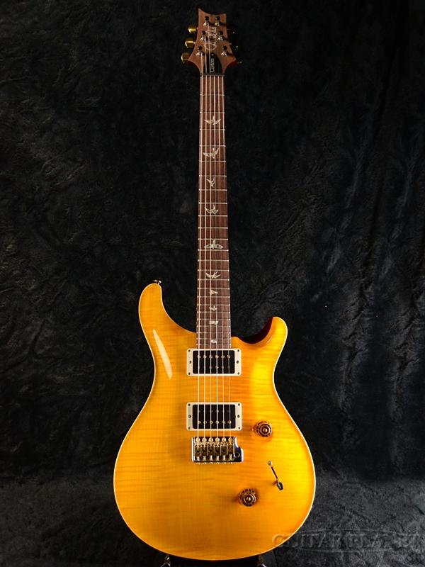 Paul Reed Smith Custom 24 10Top -Vintage Yellow- 新品[ポールリードスミス,PRS][カスタム24][ヴィンテージイエロー,黄色][Electric Guitar,エレキギター]