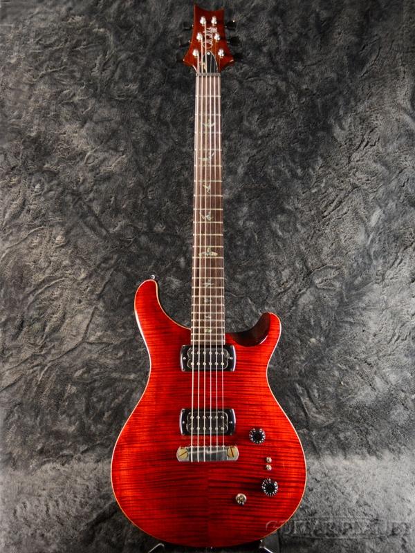 Paul Reed Smith SE Paul's Guitar -Fire Red- 新品[ポールリードスミス,PRS][レッド,赤][Electric Guitar,エレキギター]