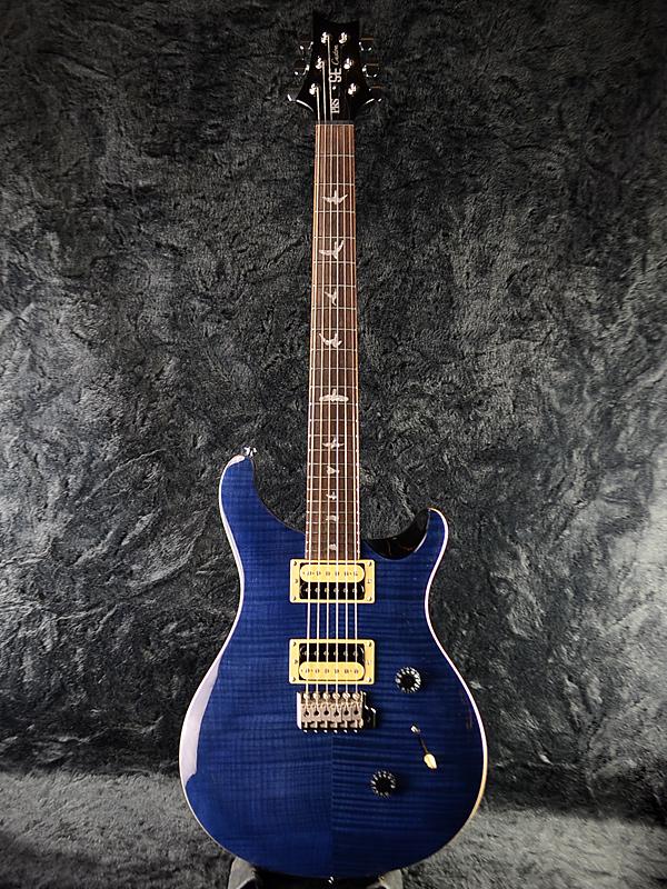 Guitar Planet Paul Reed Smith Se Custom 24 Bird Inlay