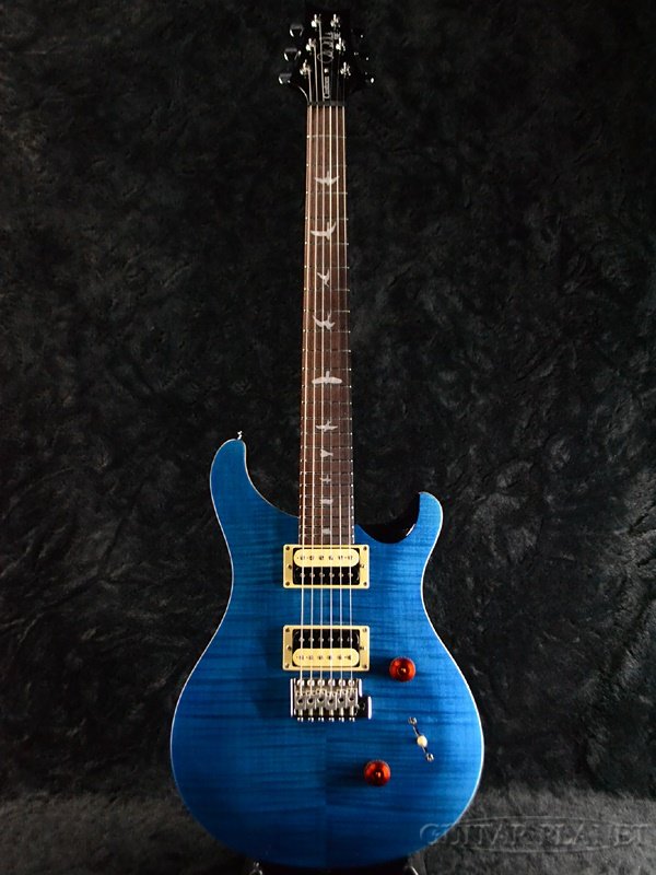 【2017MODEL】Paul Reed Smith SE Custom 24 Blue Matteo 新品 [ポールリードスミス,PRS][ブルーマテオ,青][Electric Guitar,エレキギター]