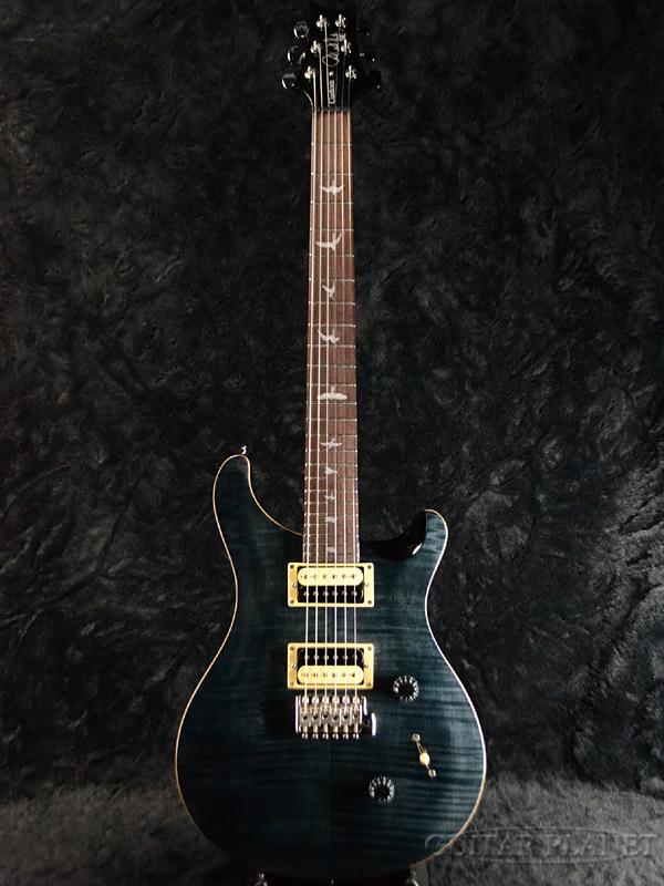 【2017MODEL】Paul Reed Smith SE Custom 24 Gray Black 新品 [ポールリードスミス,PRS][グレイブラック,黒][Electric Guitar,エレキギター]