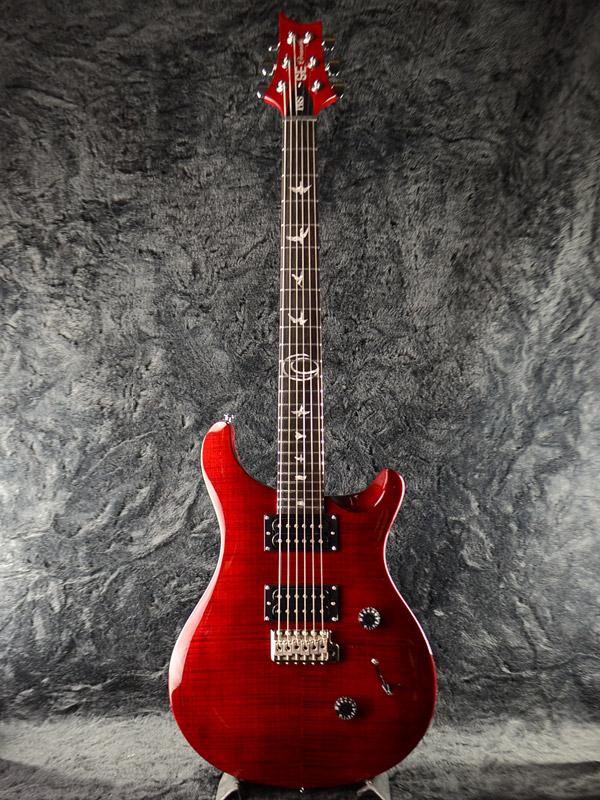 Paul 芦苇史密斯 SE 奥里安斯新红红 [PRS,PRS] [auriane 门德凡尔赛市] [猩红色的红色,红色] [电吉他、 电吉他]