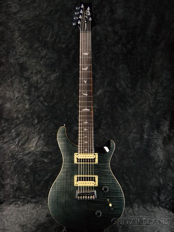 【2018MODEL】Paul Reed Smith SE SVN SEVEN -Gray Black- 新品[ポールリードスミス,PRS][グレーブラック,黒][7strings,7弦][Electric Guitar,エレキギター]