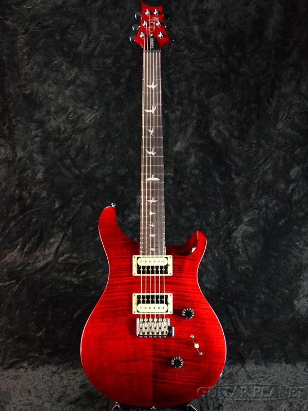 Paul Reed Smith SE Custom 24 Scarlet Red 新品 スカーレットレッド[ポールリードスミス,PRS][赤][Electric Guitar,エレキギター]