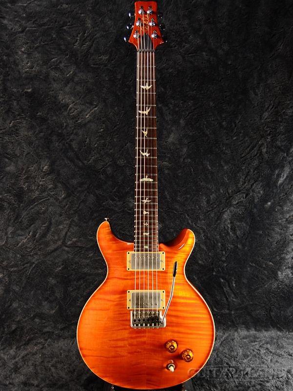 【中古】Paul Reed Smith Santana III 10Top -Orange- 2005年製[ポールリードスミス,PRS][サンタナ][オレンジ][Electric Guitar,エレキギター]【used_エレキギター】