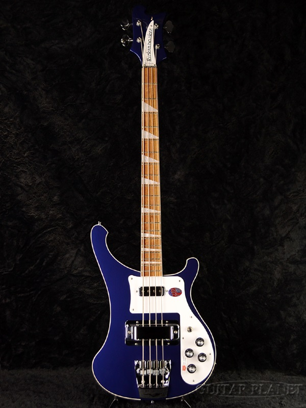 Rickenbacker 4003 MID Midnight Blue 新品 [リッケンバッカー][ミッドナイトブルー,青][エレキベース,Electric Bass]