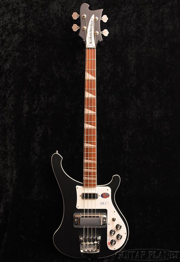 Rickenbacker 4003 新品 -Matte Black-[リッケンバッカー][ブラック,黒][Electric Bass,エレキベース]