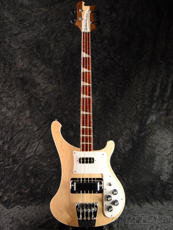 【中古】Rickenbacker 4003 MG -Mapleglo- 2017年製[リッケンバッカー][メイプルグロー,Natural,ナチュラル][Electric Bass,エレキベース]【used_ベース】