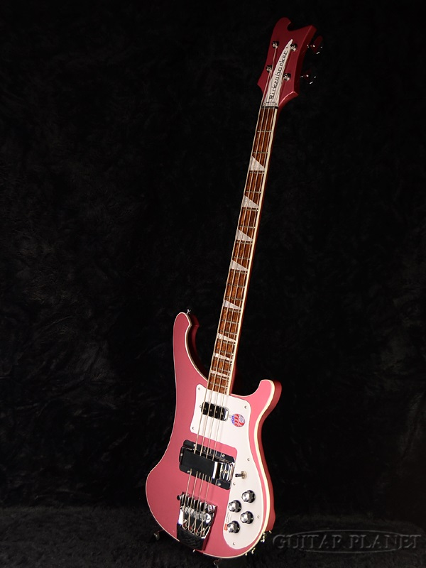 Rickenbacker 4003 Limited Edition新货Metalic Plumglo[里肯巴克][限定彩色][电子吉他基础,Electric Bass]