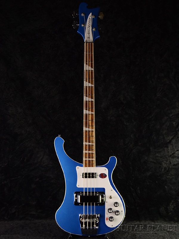 Rickenbacker 4003 Limited Edition新货Santa Ana Skyglo[里肯巴克][限定彩色][电子吉他基础,Electric Bass]