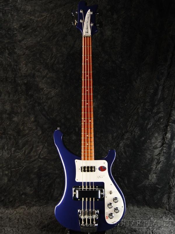 Rickenbacker 4003S -MidnightBlue- 新品[リッケンバッカー][ミッドナイトブルー,青][エレキベース,Electric Bass]