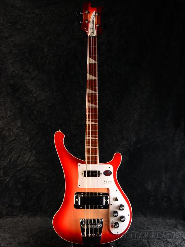 Rickenbacker 4003 -Fireglo- 新品[リッケンバッカー][ファイヤーグロー][Electric Bass,エレキベース]
