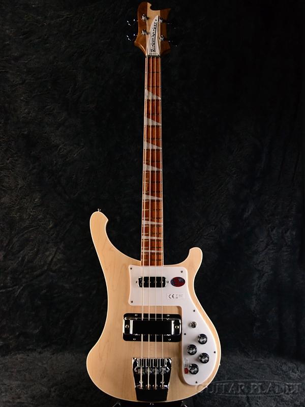 Rickenbacker 4003 -Mapleglo- 新品[リッケンバッカー][メイプルグロー,ナチュラル][エレキベース,Electric Bass]