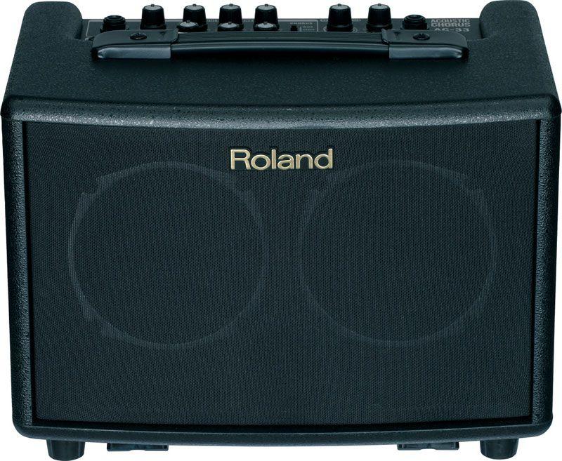 【30W】Roland AC-33 新品 Acoustic Chorus[ローランド][アコースティックコーラス][アコースティックギターアンプ/コンボ,Acoustic Guitar combo amplifier]