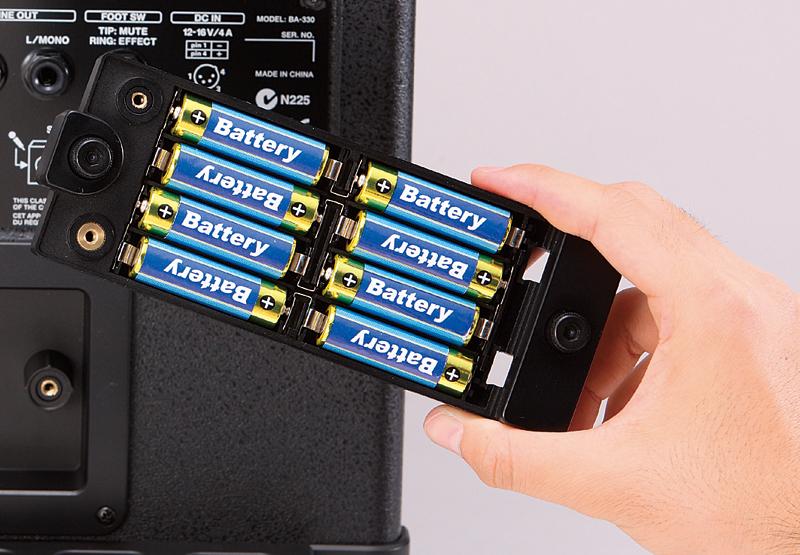 罗兰 · 巴-330 全新立体声便携式放大器 [罗兰] 和 [扩音系统] [立体声放大器] [扬声器,扬声器]