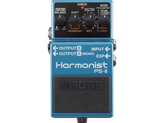 BOSS PS-6 新品 Harmonist[ボス][ハーモニスト][ピッチシフター][エフェクター,Effector]