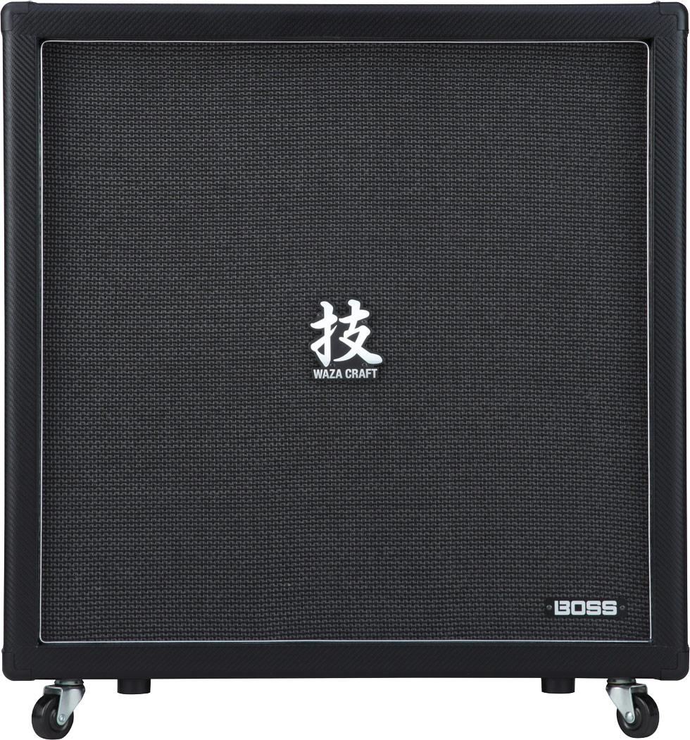 【320W】BOSS WAZA Amp Cabinet412 新品 スピーカーキャビネット[ボス][技クラフト,craft,ワザ][Guitar Amplifier][Speaker Cabinet]