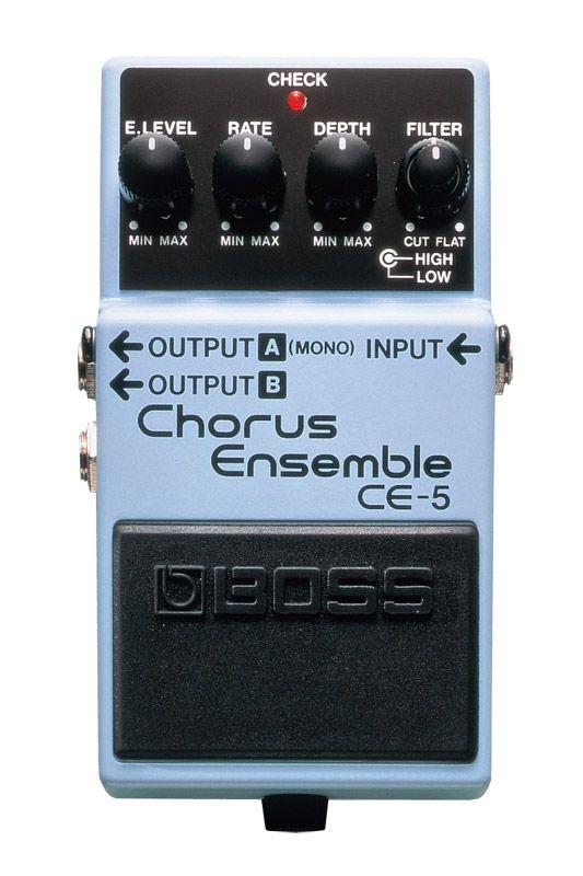 BOSS CE-5 新品 Chorus Ensemble[ボス][エフェクター,Effector][コーラス][アンサンブル]