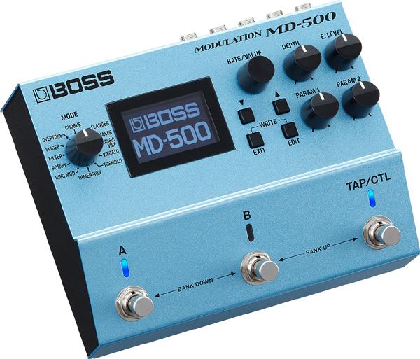 【純正アダプター付】BOSS MD-500 新品[ボス][Modulation,モジュレーション][Chorus,コーラス][エフェクター,Effector]
