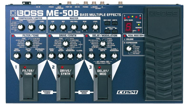 BOSS ME-50B 新品 Bass ME-50B Multiple Effects[ボス][マルチエフェクター,Multi BOSS Bass Effector][ベース用][COSM], FIVE HUNDRED WORKS.:9170e978 --- thomas-cortesi.com