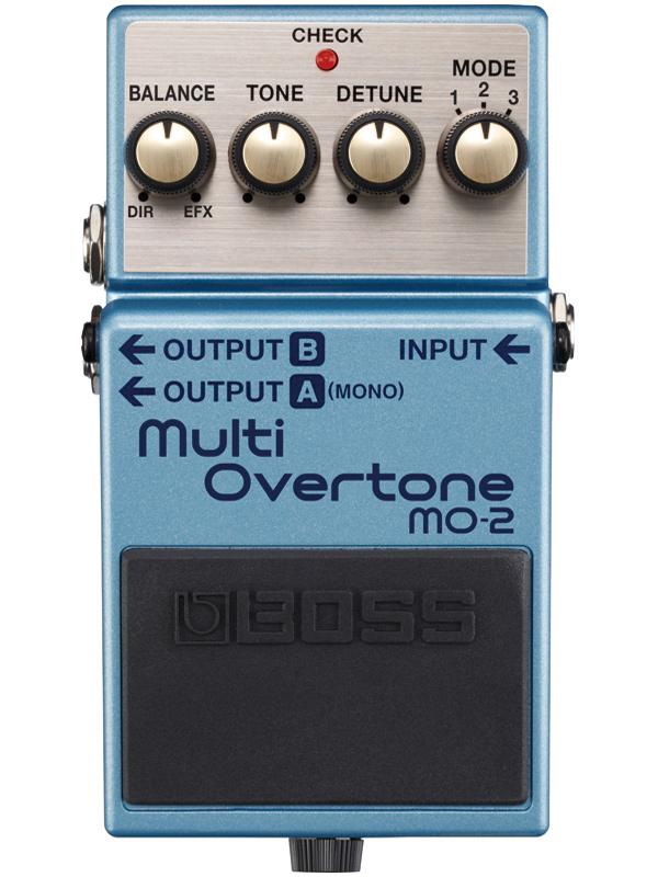 BOSS MO-2 新品 Multi Overtone[ボス][MO2][マルチオーバートーン][Effector,エフェクター]