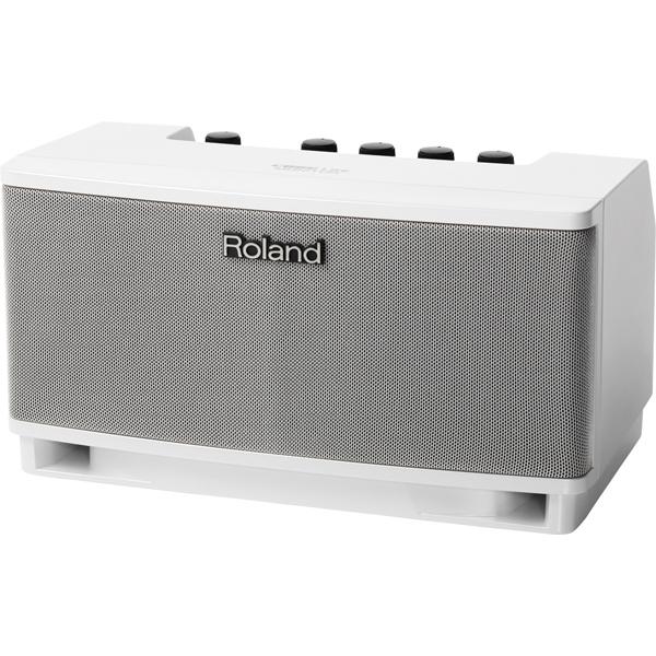 【10W】Roland Cube Lite Monitor 新品 2.1ch ステレオ・モニター・アンプ[ローランド][キューブライト][White,ホワイト,白][Stereo Amplifier,ステレオアンプ][CUBE-LM-WH]