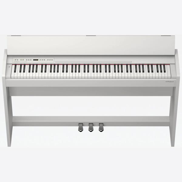 Roland F-140R-WH 新品 電子ピアノ[ローランド][White,ホワイト,白][Digital Piano,エレピ][F140R]