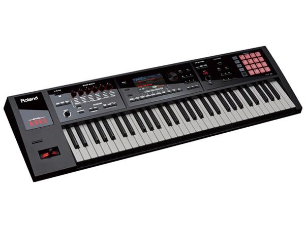 Roland FA-06 新品 Music Workstation[ローランド][FA06][61鍵盤][ワークステーション][Synthesizer,シンセサイザー][Keyboard,キーボード]