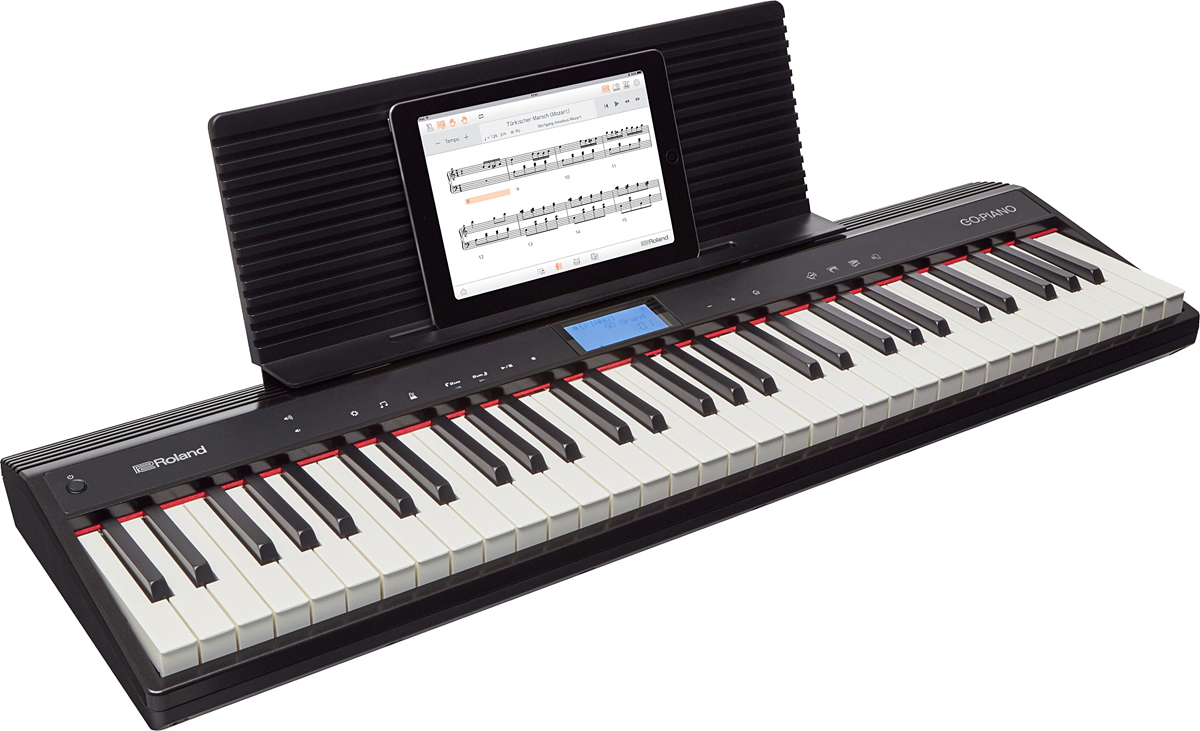 It is [keyboard] Roland GO-61P GO:PIANO new article keyboard [Roland] [go  piano] [61 keyboards]