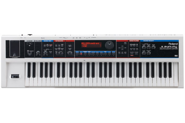Roland JUNO-Di WH brand new white [Roland] [Juno] [Synthesizer,  synthesizer, White, white Keyboard, keyboard