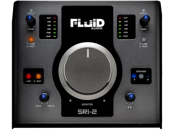 Fluid Audio SRI-2 新品 オーディオインターフェース[Roland,ローランド][SRI2]