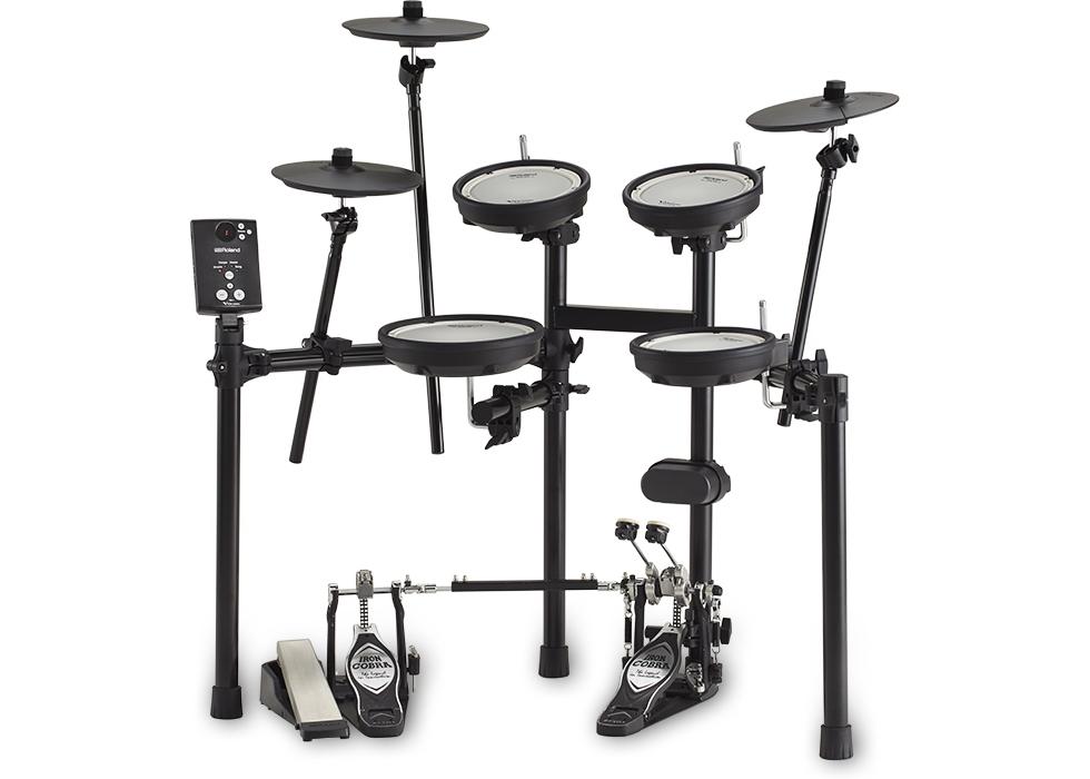 Roland TD-1DMK Double Mesh Kit 新品 電子ドラム[ローランド][Drums,ドラムセット]